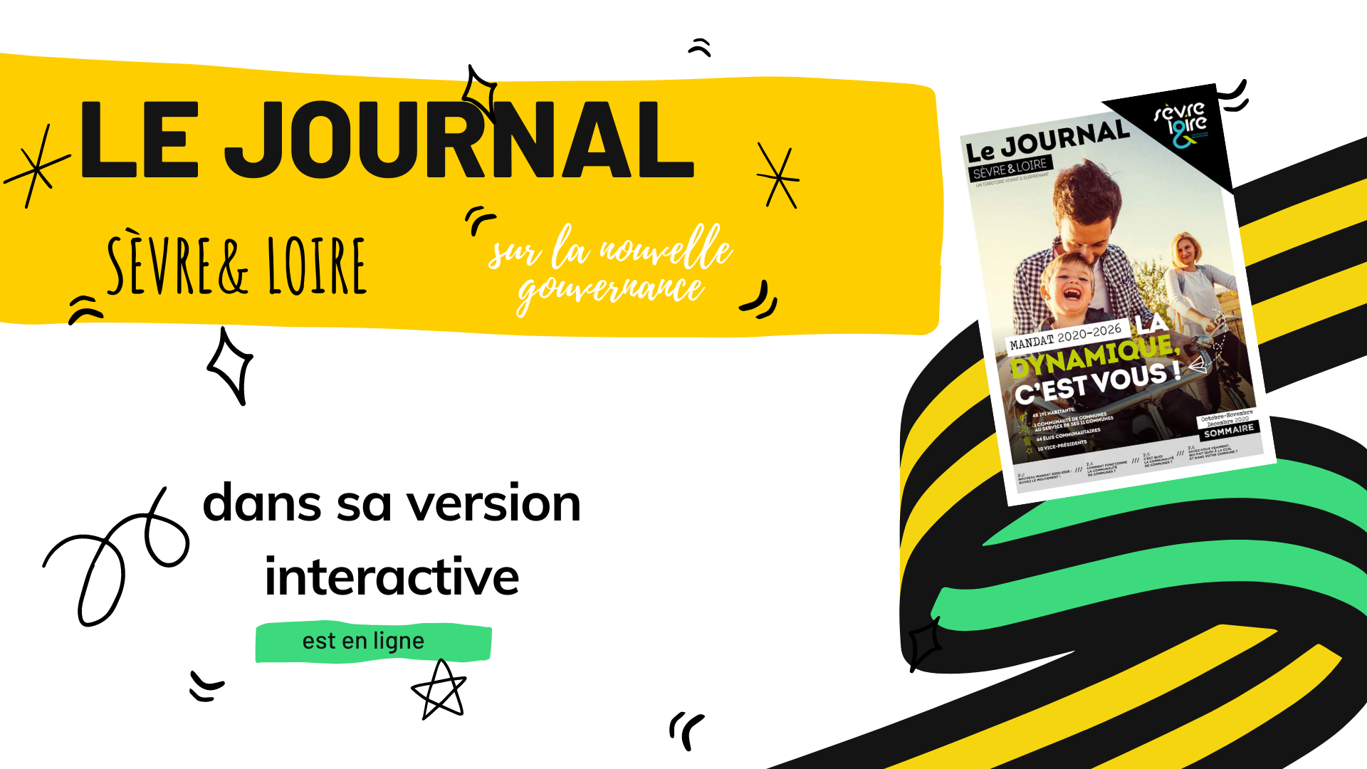 Journal Sèvre & Loire – il est en ligne