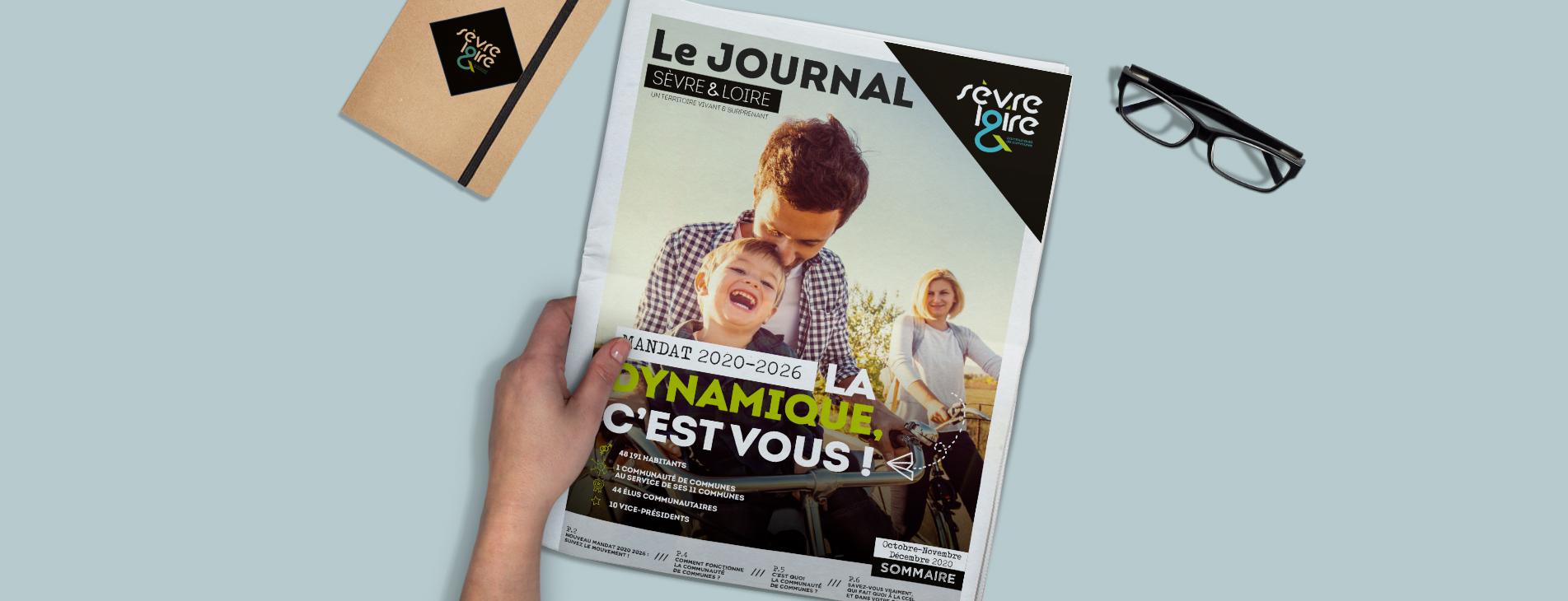 header mockup Journal Sèvre & Loire - n°1- 1903x730