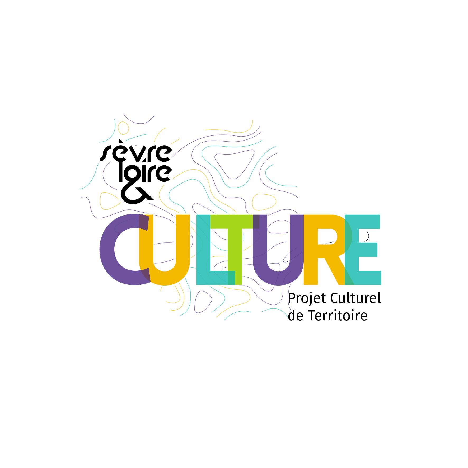 Logo Culture PCT PRojet culturel de Territoire
