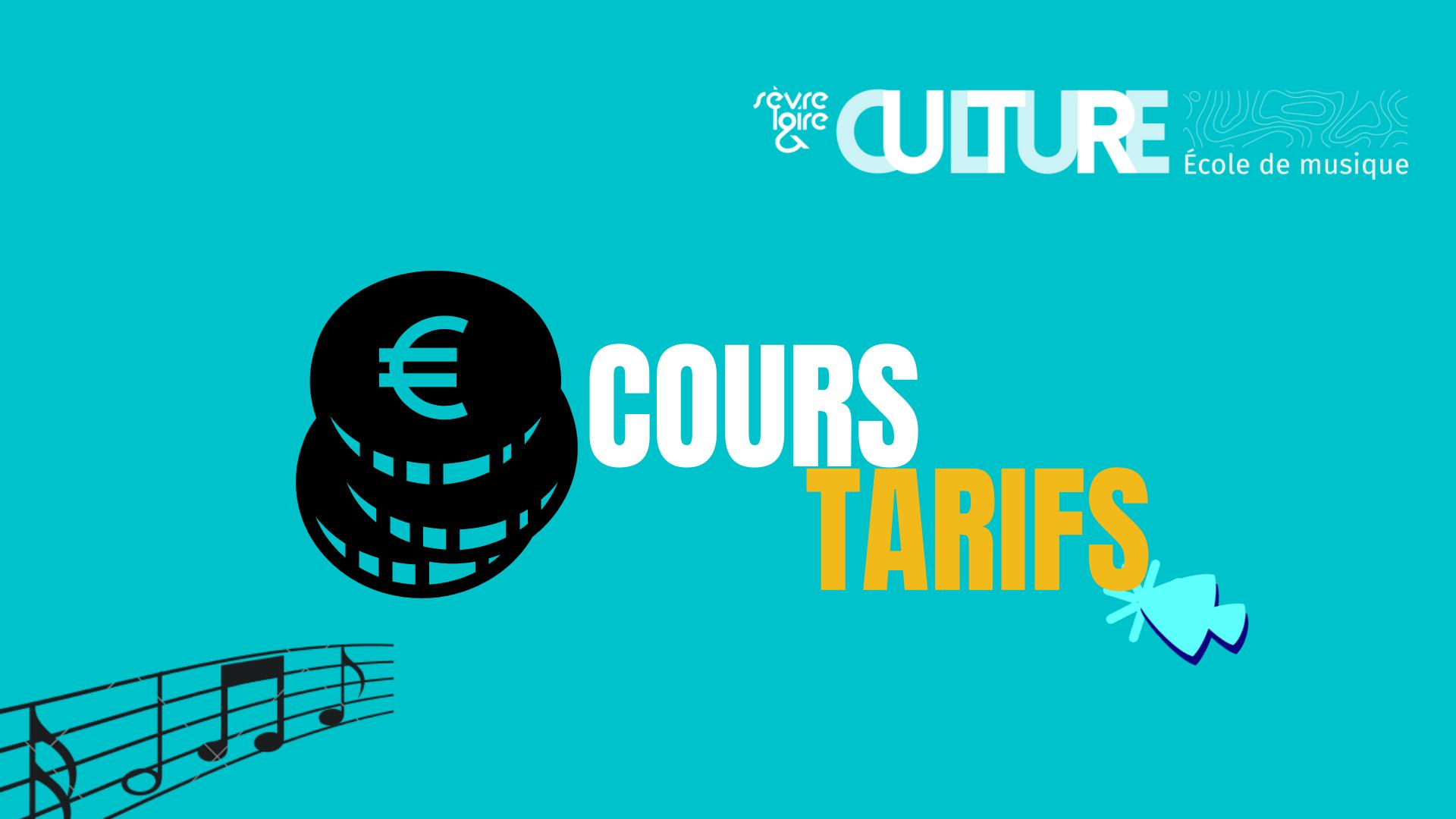 ecole-musique-sevreetloire-saison2021-2022 tarifs et cours